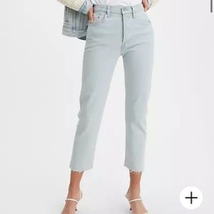 Levi's Made and Crafted 501 Cropped